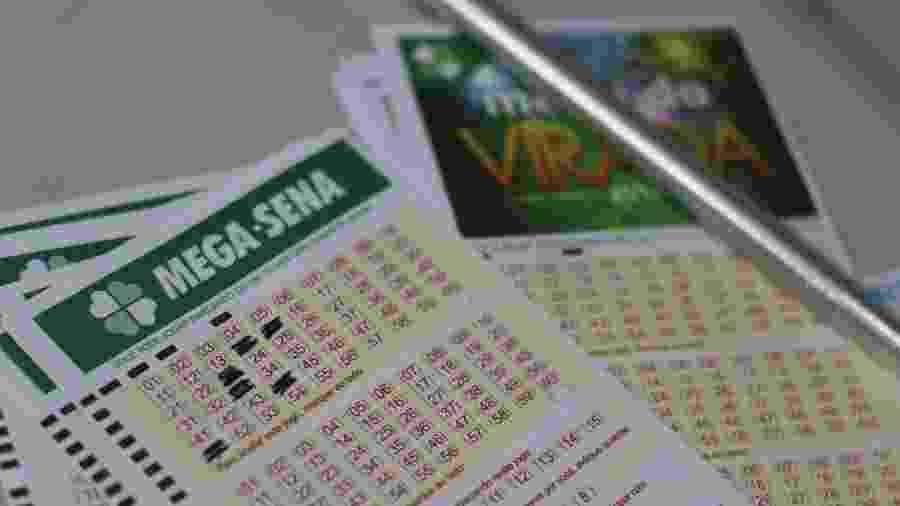 Mega-Sena: veja quais foram os números sorteados hoje (17) - Gisele Pimenta/Framephoto/Estadão Conteúdo