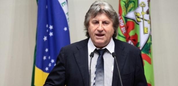 Leonel Pavan (PSDB) diz que investigação é sobre funcionário do gabinete - Divulgação/Site oficial Leonel Pavan