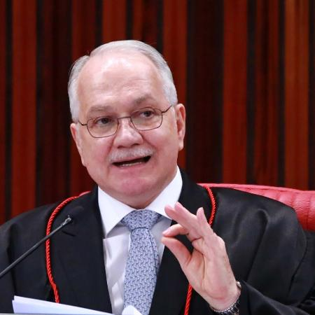 31.ago.2018 -  O ministro Edson Fachin, do STF  - Fátima Meira/Estadão Conteúdo