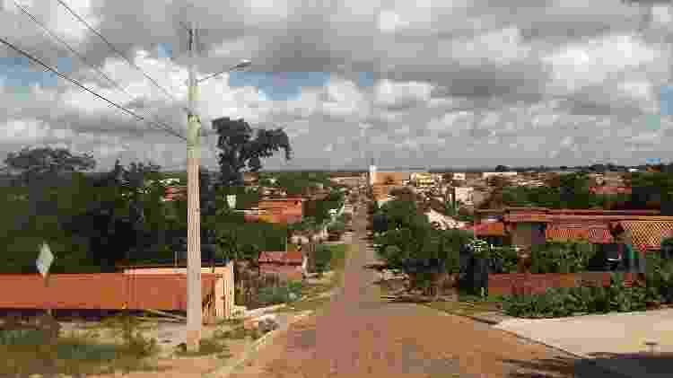 A cidade de Piripiri tem 62 mil habitantes - Domínio Público