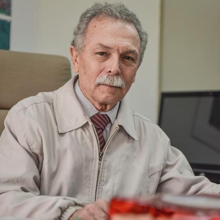 O ex-diretor do Inpe Ricardo Galvão - Lucas Lacaz/Estadão Conteúdo