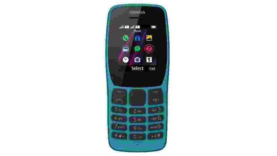 Nokia 110, Nokia 800, Nokia 2720, Nokia 6.2, Nokia 7.2: os celulares para quem quer um baratinho - Divulgação/HMD Global