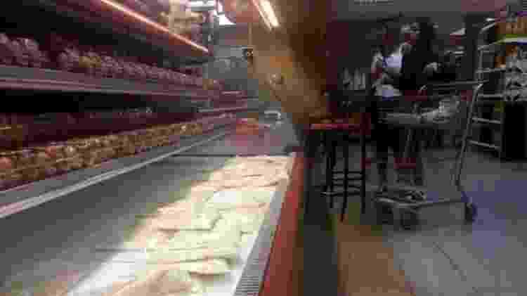 O preço de 1 quilo de queijo é quase equivalente a um salário mínimo na Venezuela - BBC