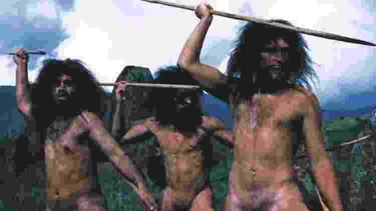 Acreditava-se que o 'Homo sapiens' destruiu o neandertal em apenas três milênios - BBC