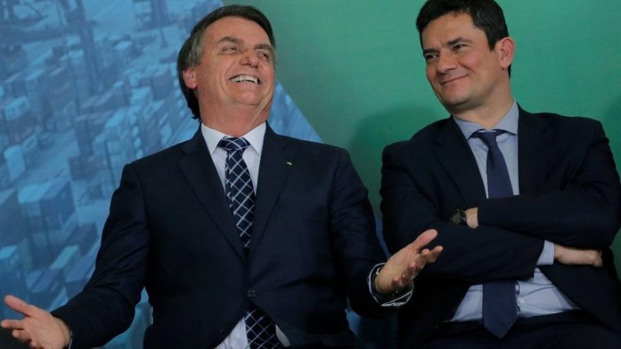 Para cientistas políticos, aliança entre presidente e ministro ainda é favorável para ambos, apesar das tensões - Adriano Machado/Reuters
