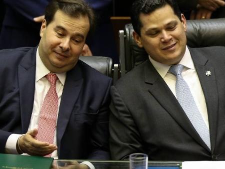 STF vota contra a reeleição de Maia e Alcolumbre no Congresso