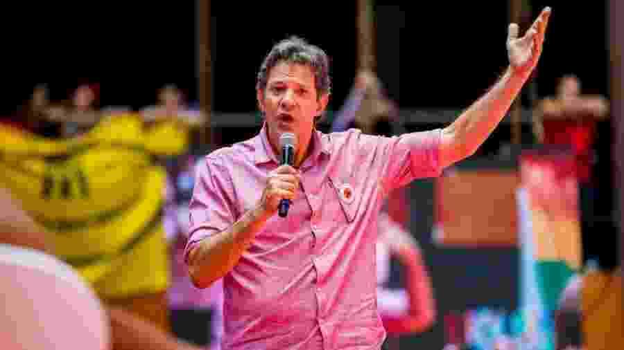 O ex-prefeito de São Paulo Fernando Haddad (PT) - Reprodução/Facebook