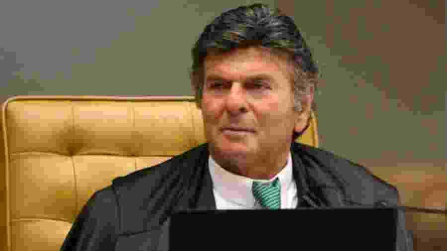 O ministro Luiz Fux, presidente do STF, tirou processo da Petrobrás do plenário virtual - STF