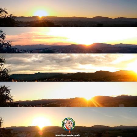 Equinócio 22 de setembro - fisicanaveia.com.br