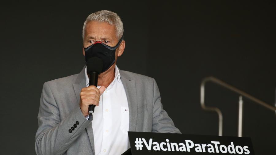 """""""A ultima coisa que será fechada em SP são as escolas"""", diz Gabbardo - Divulgação/Governo Estadual"""