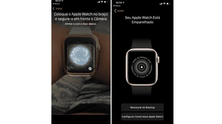 Apple Watch - 3 - Reprodução - Reprodução
