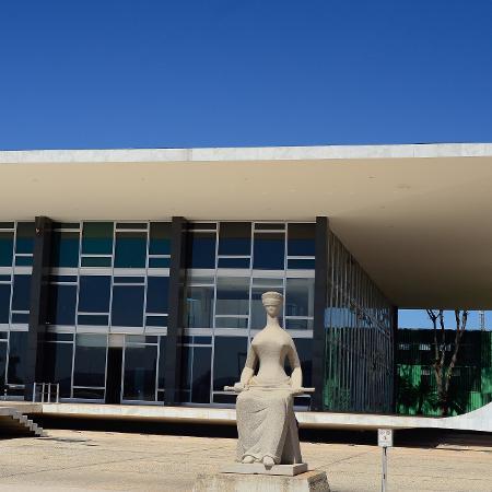 Fachada do edifício sede do Supremo Tribunal Federal (STF) - Marcello Casal Jr./Agência Brasil