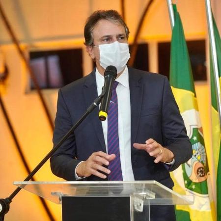 O governador do Ceará, Camilo Santana (PT), em foto de arquivo - Reprodução/Facebook