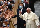 Papa Francisco desmente rumores e garante que nunca pensou em renunciar (Foto: Alberto Pizzoli/AFP)