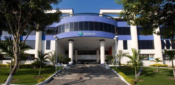 Universidade Estácio de Sá, no Rio de Janeiro