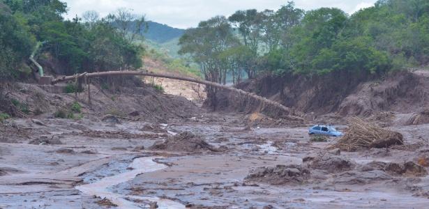 Tragédia ambiental de Mariana completa um ano no próximo dia 5