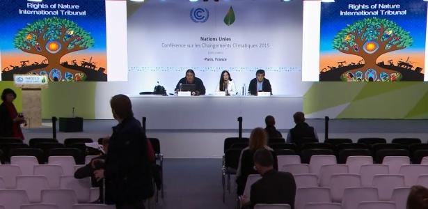 COP-21 está pior para povos indígenas que fracassado encontro de Copenhague, dizem ativistas - Reprodução