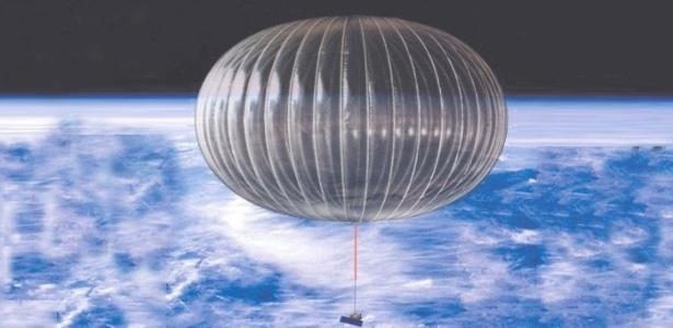 Instrumento científico realiza voo de circum-navegação na Antártida com o objetivo de captar a energia que emana das explosões solares em frequências inéditas