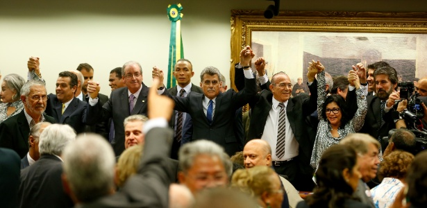 PMDB abandonou apoio ao governo neste ano, e maioria do partido votou pelo impeachment