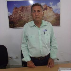 João Martins da Luz, prefeito da cidade de Palmeira do Piauí
