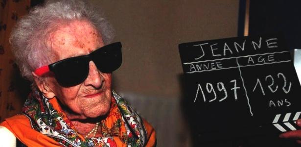 Jeanne Calment pode ter chegado ao limite