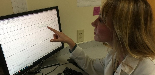 A pesquisadora Cindy Meston, do Laboratório de Orgasmo da Universidade do Texas