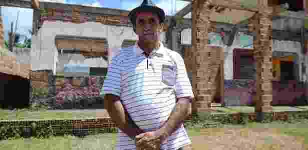 Mariano Borges - Beto Macário/UOL - Beto Macário/UOL