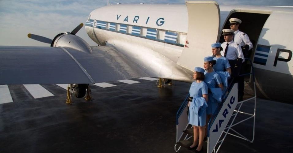 Douglas DC-3 da Varig