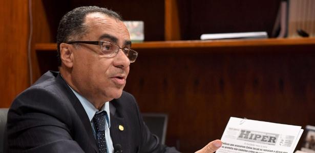 O deputado federal Celso Jacob (PMDB-RJ) foi preso no dia 6 de junho