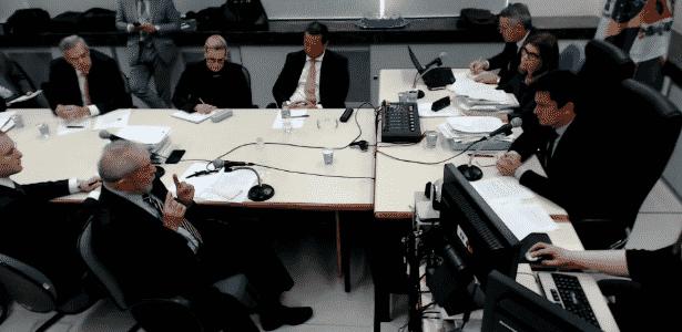 Defesa queria afastar Moro da condução de processo contra Lula - Reprodução - 13.set.2017