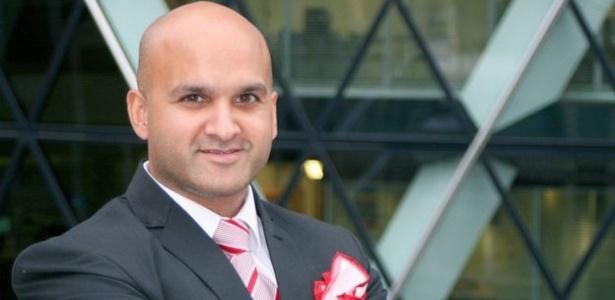 Paresh Davdra fundou a empresa de câmbio RationalFX em 2005 - Divulgação
