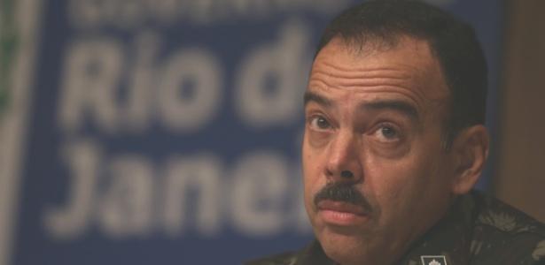 O general Richard Nunes é o secretário de Segurança do Rio sob intervenção - Danilo Verpa/Folhapress