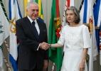 Cármen Lúcia assume pela 2ª vez a Presidência da República - Marcos Corrêa/PR