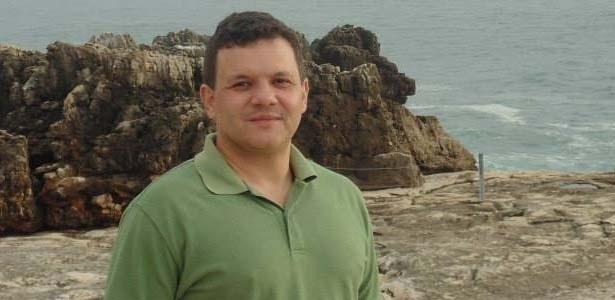 O delegado da Polícia Federal Gastão Schefer Neto, 45