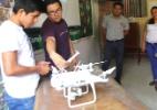 Drones são a nova arma de índios para provar o desmatamento da Amazônia (Foto: Aidesep/Facebook)