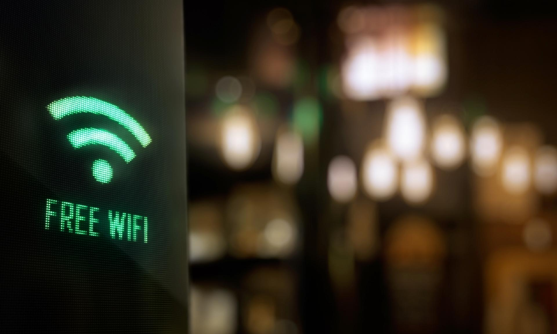 Por que você deve usar wi-fi com o mesmo cuidado que usa o banheiro público