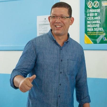 Rondônia tem como governador o coronel Marcos Rocha, do PSL - Beethoven Delano/Folhapress - 28.out.2018