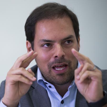 22.jan.2018 - Paulo Uebel, secretário Especial de Desburocratização, Gestão e Governo Digital - Danilo Verpa/Folhapress