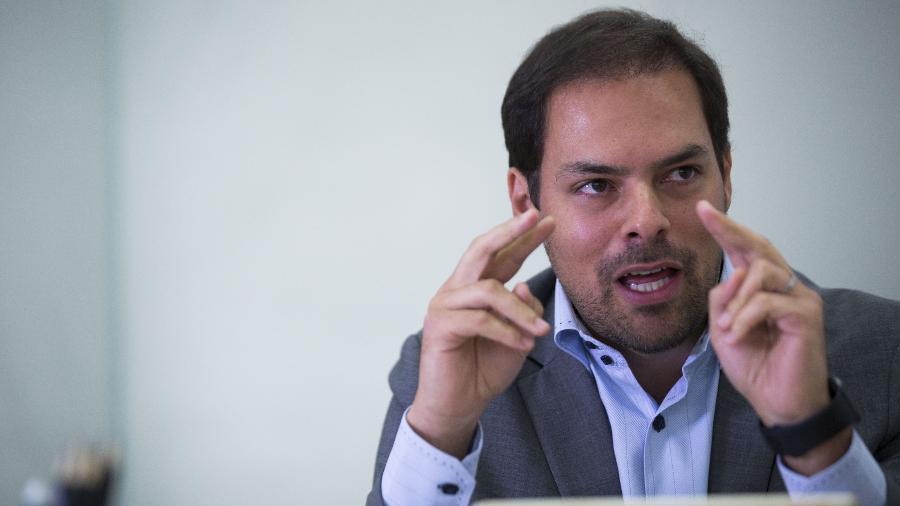 O secretário de Desburocratização, Gestão e Governo Digital, Paulo Uebel - Danilo Verpa/Folhapress