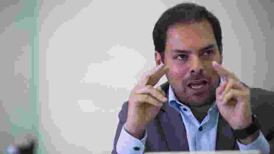 Secretário Paulo Uebel prevê ajuda a pequenas e médias empresas na crise econômica - Danilo Verpa/Folhapress