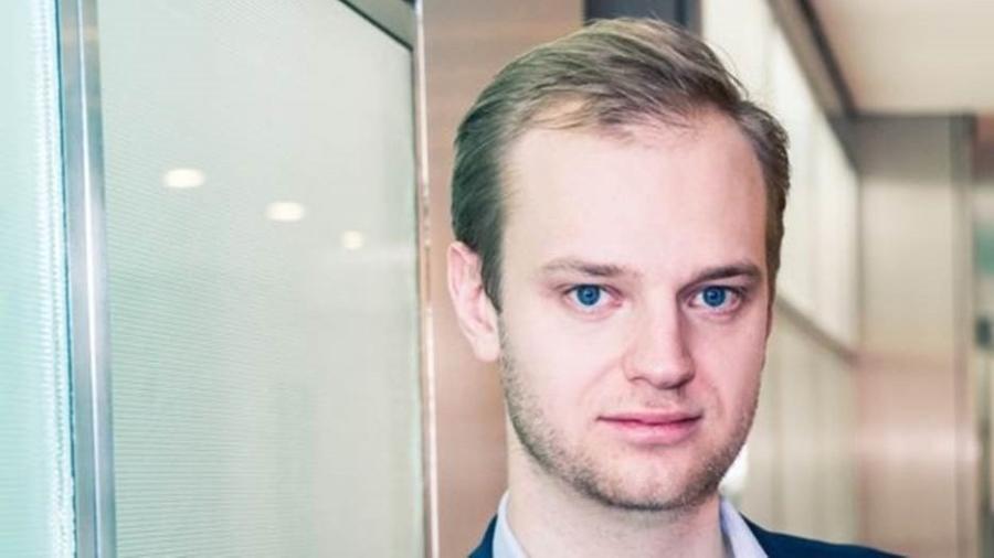 Alexander Rinke teve a ideia para seu negócio enquanto estava na universidade - Celonis