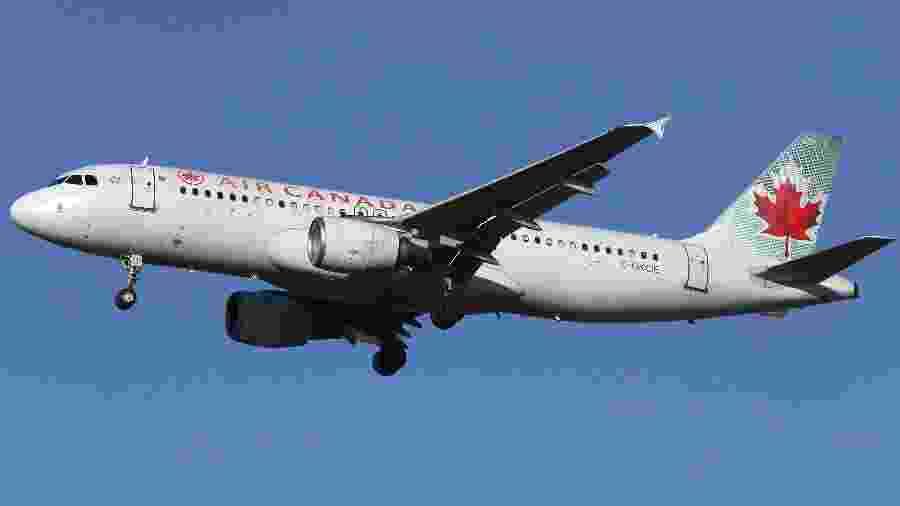 Avião da companhia Air Canada - Ben Nelms/Reuters  -5.fev.2019