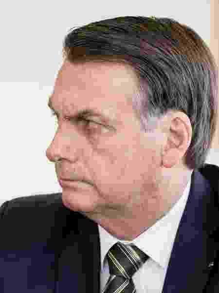 Presidente da República, Jair Bolsonaro - Isac Nóbrega/PR