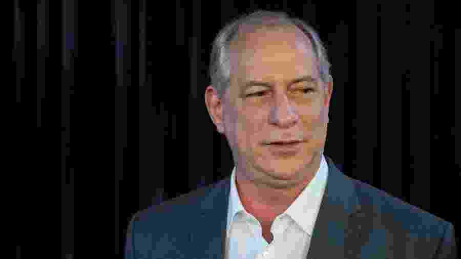 Ciro Gomes (PDT) defendeu que investigação do assassinato de Marielle seja federalizada - Kleyton Amorim/UOL