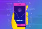 Startup permite mudar um sotaque em tempo real durante chamadas de voz (Foto: Estúdio Rebimboca/UOL)