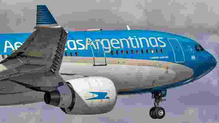 aerolineas argentinas - Nathan Coats/Flickr - Nathan Coats/Flickr