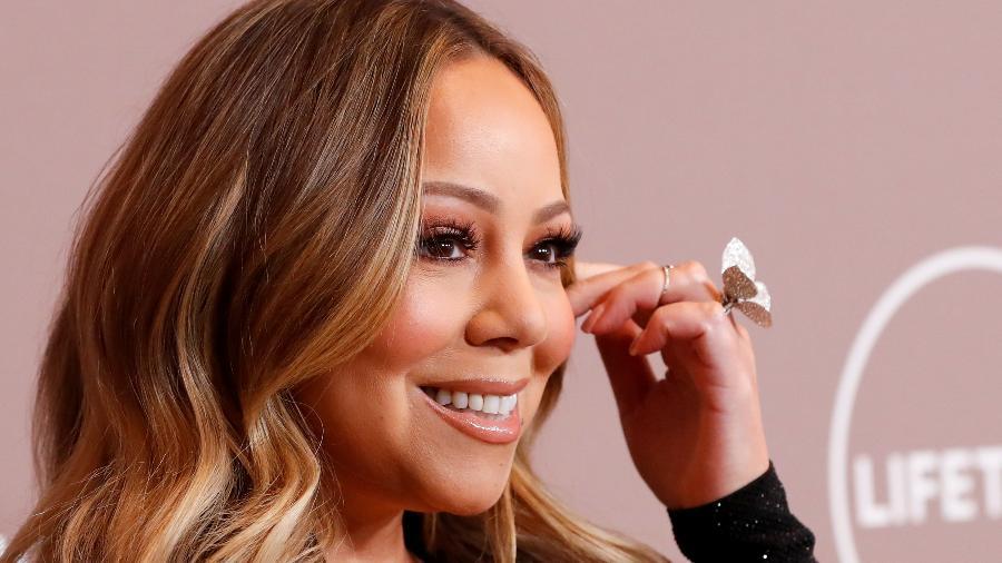 Mariah Carey está sendo processada por dois irmãos - MARIO ANZUONI