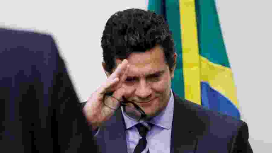 Sergio Moro ganhará coluna em revista - UESLEI MARCELINO