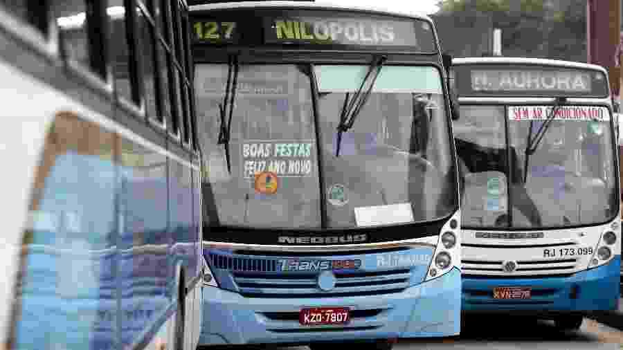 Ônibus intermunicipais do Rio de Janeiro - Divulgação