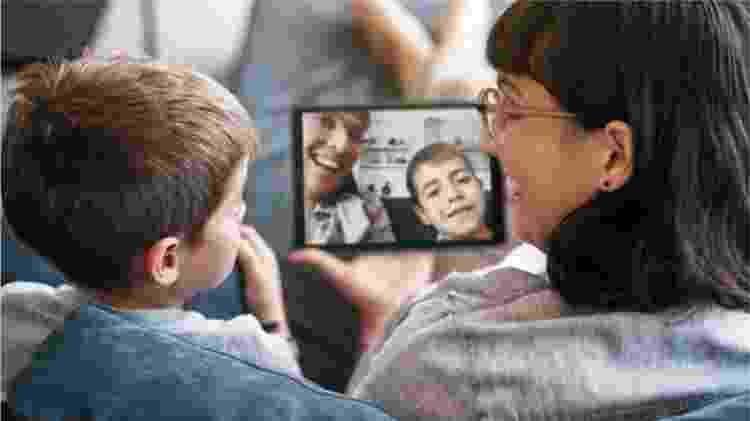 O reconhecimento facial levanta diversas questoes de privacidade - Getty Image - Getty Image